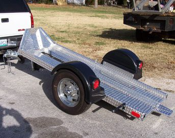 Motorcycle Trailers Cape Cod Trailer