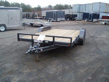 Auto Trailers Cape Cod Trailer - Show car trailer